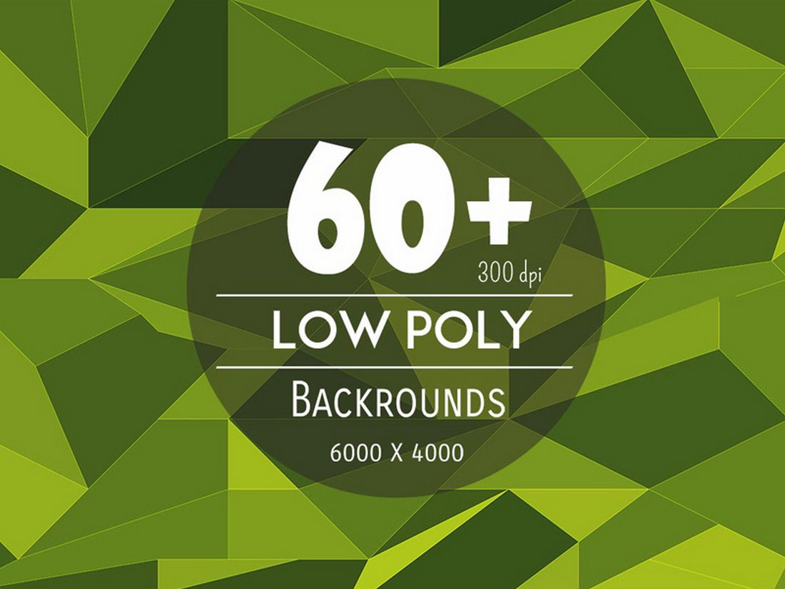 60 Free Low Poly Background