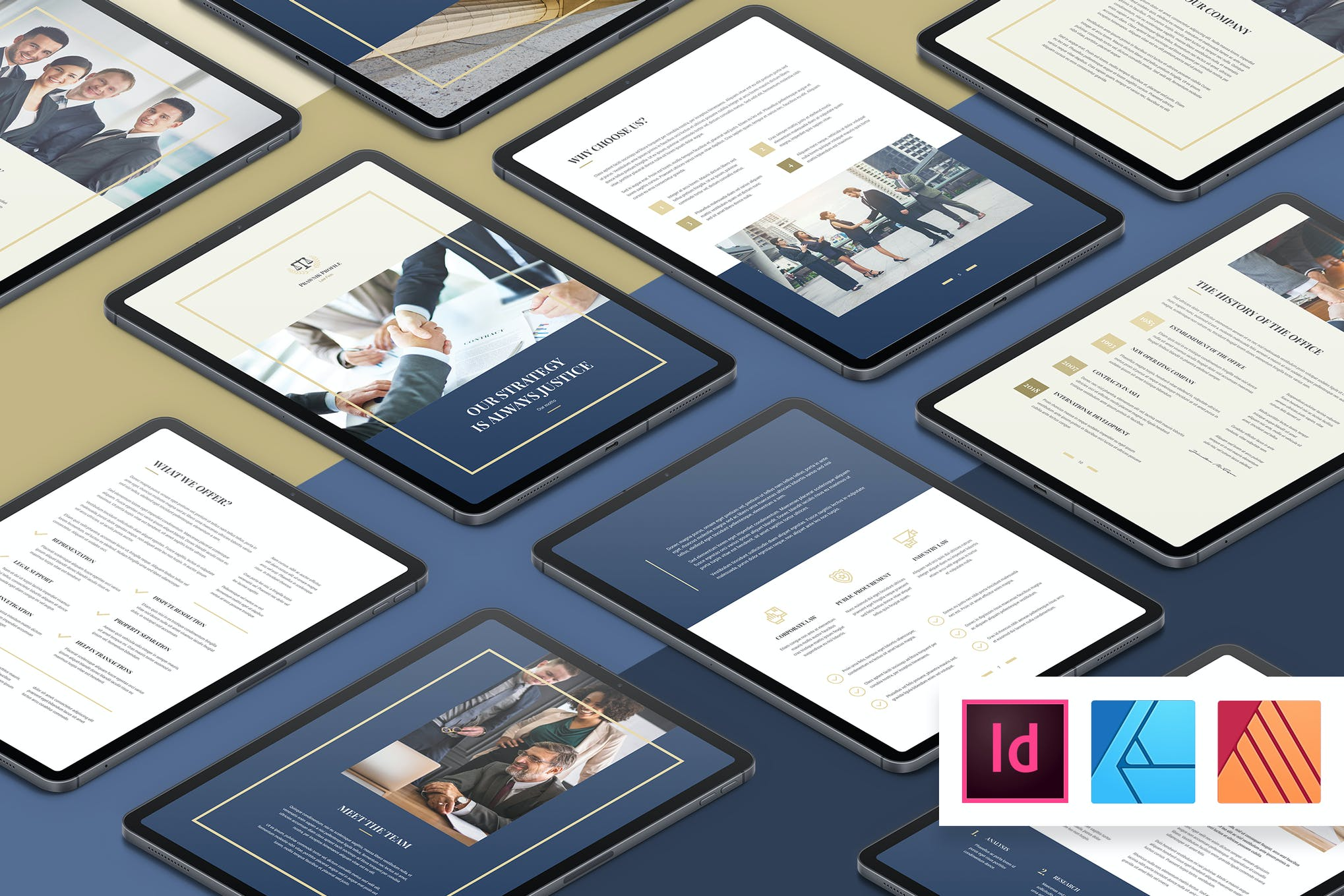 Affinity Publisher Template